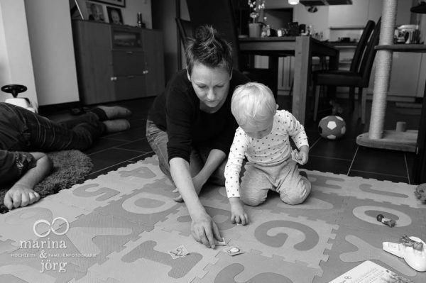 Fotograf für lebendige Familienfotos in Gießen