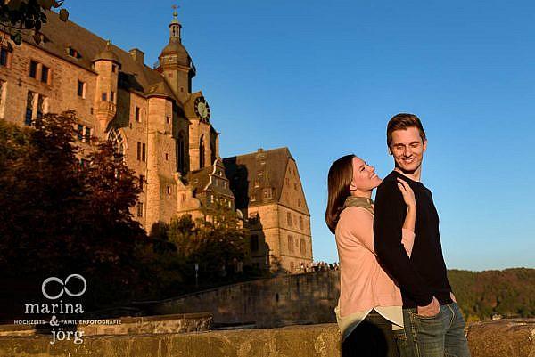 Marina und Jörg, Fotografen-Paar aus Gießen: Bild aus einem Paar-Fotoshooting in Marburg