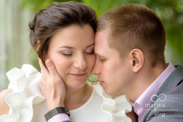 Marina und Jörg, Hochzeitsfotografen für Gießen: Moderne und romantische Hochzeitsfotos