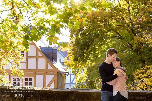 Marina und Jörg - moderne Hochzeitsfotografie Marburg