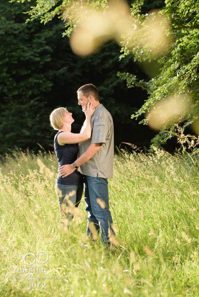 Marina und Joerg, Fotografen-Paar Giessen: romantisches Paar-Fotoshooting