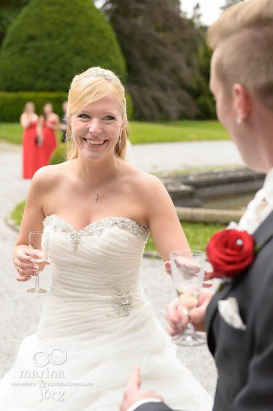 Marina und Joerg, Hochzeitsfotografen aus Giessen: Hochzeit auf Schloss Rauischholzhausen bei Marburg