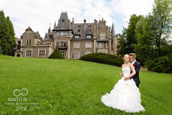 Marina und Joerg, Fotografen Giessen: Hochzeit im Schloss Rauischholzhausen