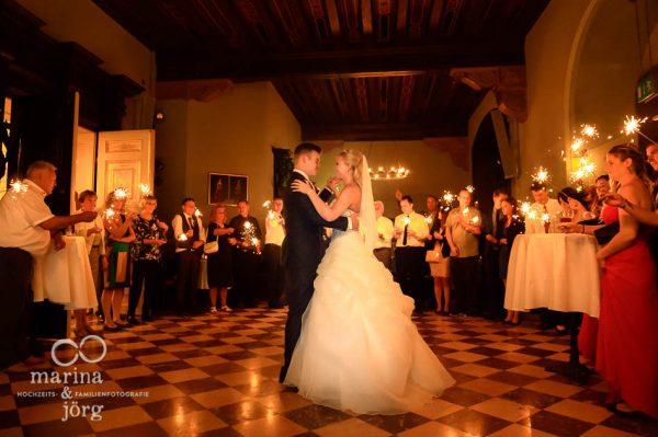 Marina und Joerg, Hochzeitsfotografen Giessen: Hochzeitsreportage auf Schloss Rauischholzhausen bei Marburg