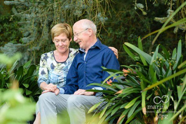 Marina und Jörg, Fotografen-Paar aus Gießen: Fotoshooting mit sympatischen Senioren in Gießen