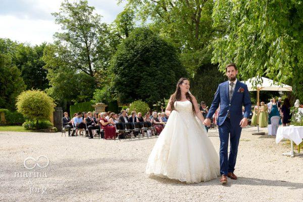 Marina und Jörg, Hochzeitsfotografen-Paar aus Gießen: Hochzeit (Freie Trauung) auf Schloss Münchenwiler bei Bern