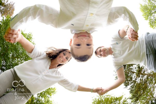 Marina und Joerg, Familienfotografen Giessen: besondere Familienfotos