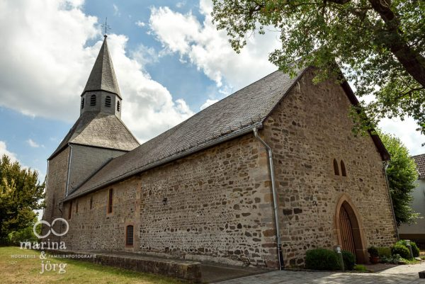Martinskirche in Dautphe