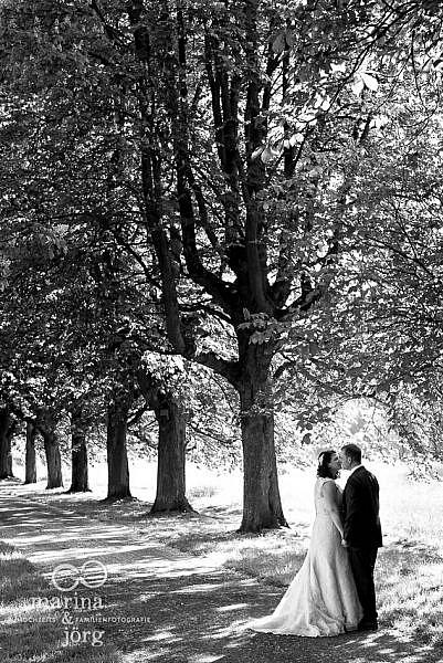 moderne und natürliche Hochzeitsfotografie in Gießen - After-Wedding-Shooting