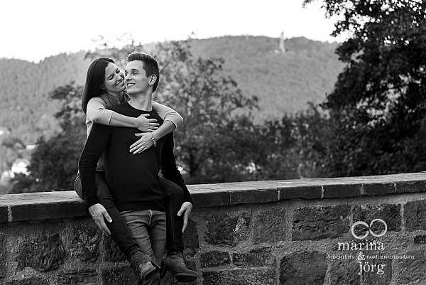 Hochzeitsfotografen Marburg - moderne Paarfotos