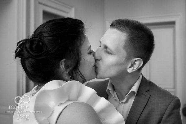 Momente einer Hochzeit in Corona-Zeiten - Hochzeits-Fotograf für Gießen