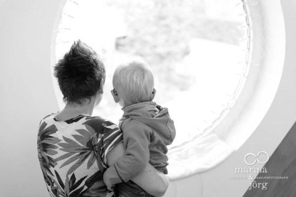 Familienfotografie Gießen - natürliche Familienfotos zu Hause