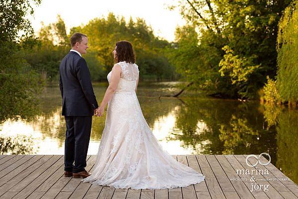 After-Wedding Paar-Fooshooting - natürliche Hochzeitsfotos in Gießen