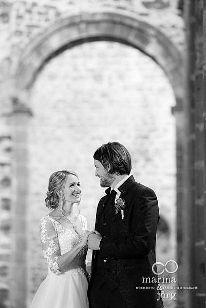 After-Wedding-Shooting bei Gießen - natürliche Hochzeitsfotos - Restaurant Alte Klostermühle, Lich