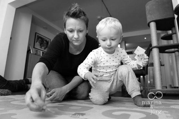 Fotograf für natürliche und lebendige Familienfotos in Gießen