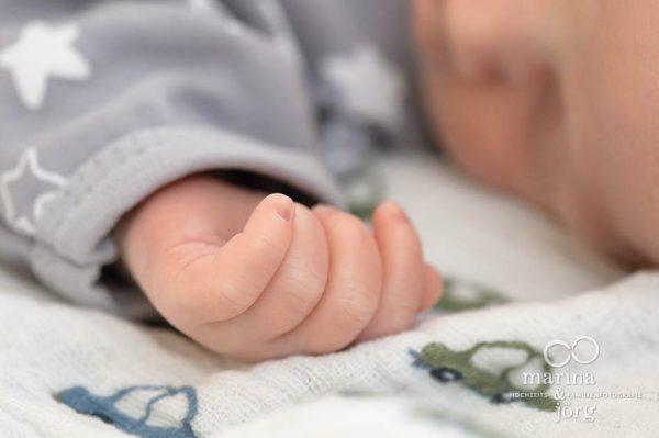 Babyfotograf Gießen - natürliche Babyfotografie