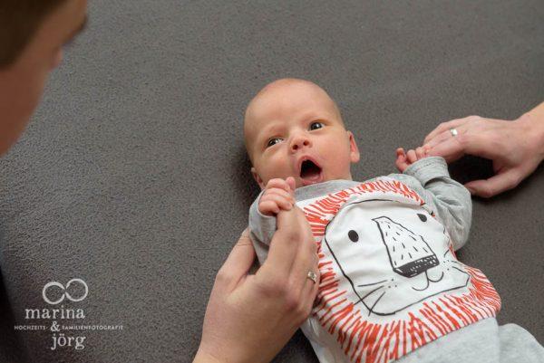 Fotogtaf Gießen - natürliche Babyfotos sind eine wunderbar authentische Erinnerung an eine einzigartige Zeit
