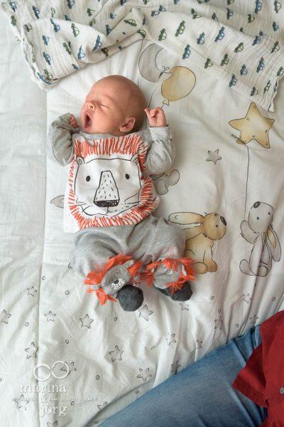Foto Homestory - Garant für natürliche Babyfotos - Babyfotograf Gießen