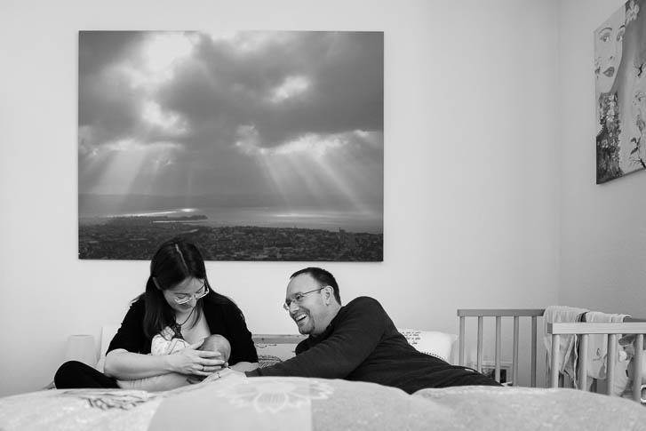 Babyfotografen für Gießen - eine Neugeborenen-Homestory als Erinnerung an die einzigartige Zeit nach der Geburt