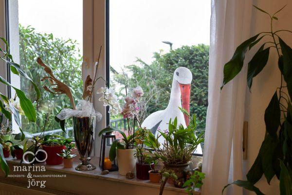 Neugeborenen Homestory mit den Familienfotografen Marina und Jörg aus Gießen