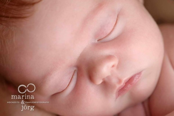 Babygalerie: Neugeborenenfotos in Staufenberg bei Gießen