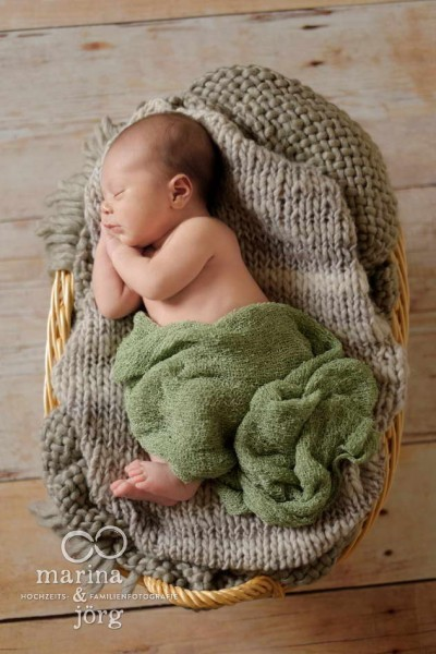 Neugeborenenfotos bei Wetzlar