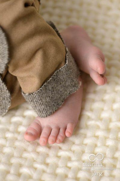 Neugeborenen-Fotograf Lich: Baby-Fotoshooting entspannt zu Hause - Babygalerie Lich