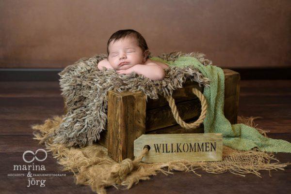 Neugeborenenfotografie - Babygalerie Marburg: Babyfoto