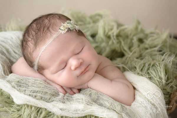 Baby-Fotograf Giessen: Newborn Fotoshooting