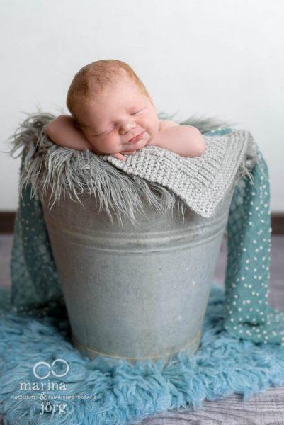 Newborn photoshooting Giessen