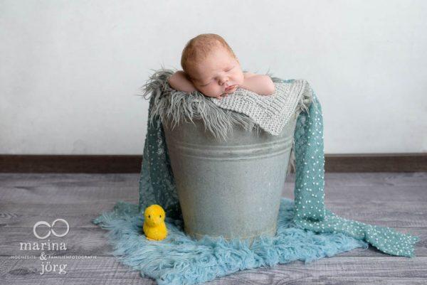 Newborn photoshooting Wetzlar