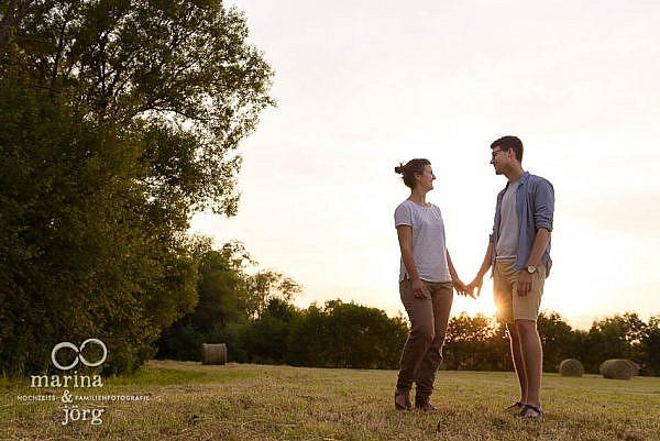 Fotograf Herborn: romantisches Paar-Fotoshooting