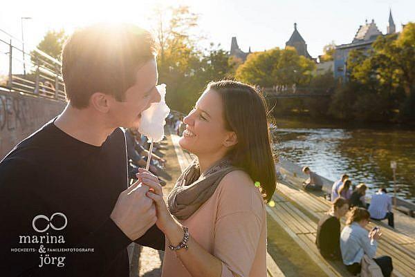 Fotograf Marburg: romantisches Paar-Fotoshooting