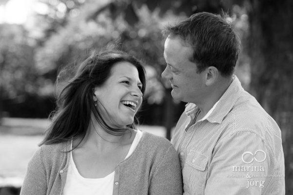 Marina & Jörg, Hochzeitsfotografen aus Gießen: Kennenlern-Paarshooting im Schloss Butzbach bei Gießen