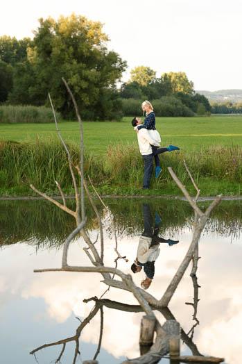 Marina und Jörg, Fotografen-Paar aus Gießen: romantisches Paar-Fotoshooting in Gießen