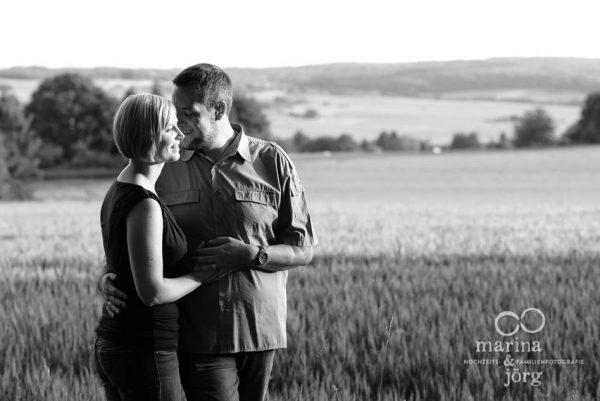 Marina und Joerg, Hochzeits-Fotografen Giessen: Paarfoto