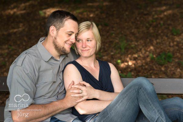 Marina und Joerg, Hochzeits-Fotografen Giessen: romantisches Paar-Fotoshooting
