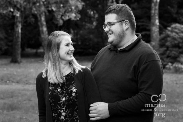 bei einem Familien-Fotoshooting können auch mal Paarfotos entstehen - Marina & Jörg, Familienfotografie