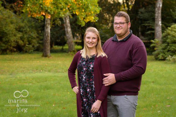 bei einem Familienfotoshooting - Marina & Jörg, Familienfotografen für Marburg