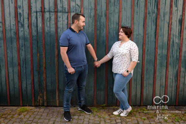 Marina & Jörg, Hochzeitsfotografen für Marburg: Kennenlern-Paarshooting in Marburg