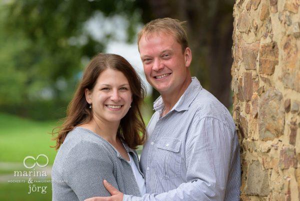 Marina & Jörg, Hochzeitsfotografen aus Gießen: Kennenlern-Paarshooting im Schloss Butzbach bei Giessen