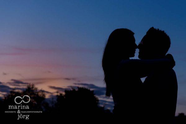 Marina & Jörg, Hochzeitsfotografen aus Marburg: Kennenlern-Paarshooting in der Dammühle bei Marburg