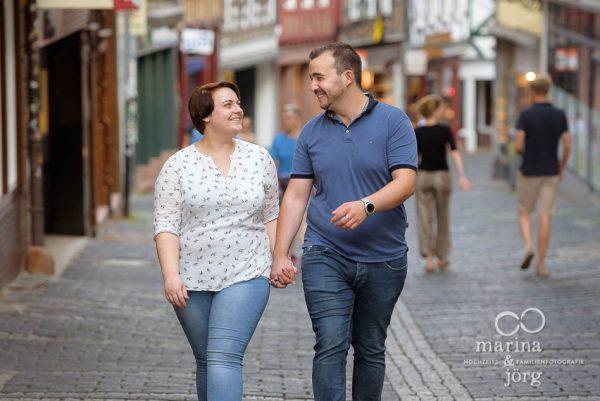 Paarshooting in Marburg - Hochzeitsfotografen Marburg