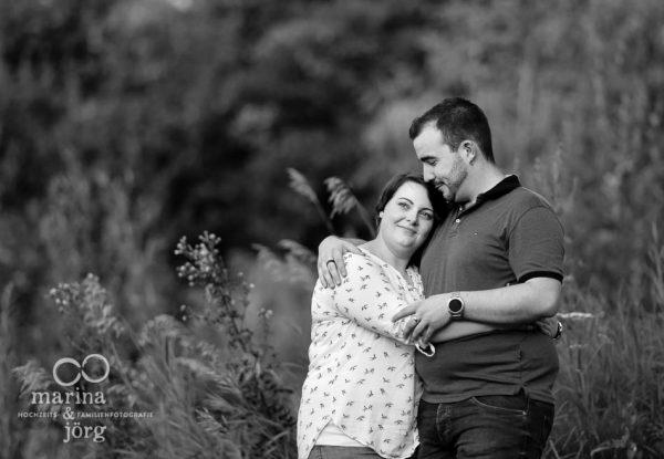 entspanntes und romantisches Paar-Fotoshooting in Marburg - Marina & Jörg ∞ Hochzeitsfotografie