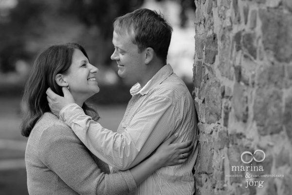 Kennenlern-Paarshooting im Schloss Butzbach - Hochzeitsfotografen Butzbach