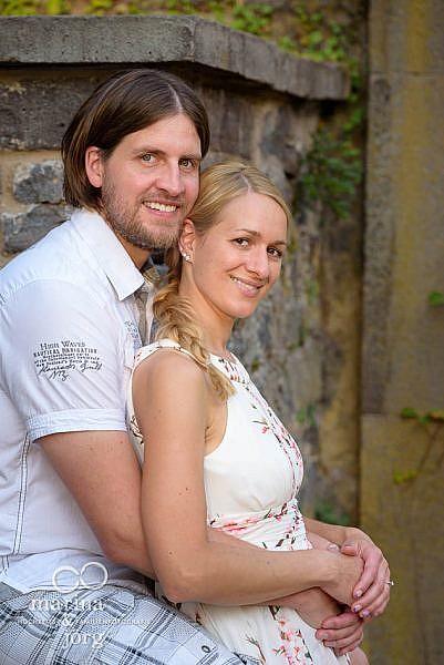 Portrait - Schloss Laubach - Hochzeitsfotografen Laubach