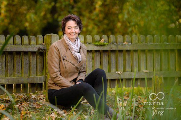 Portrait-Fotograf Gießen: Portraitfoto aus einem Outdoor-Fotoshooting