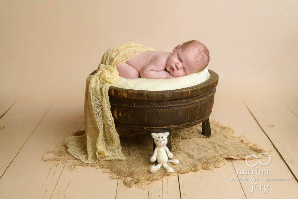 professionelle Babyfotos in Gießen - Babygalerie - Newborn photographers