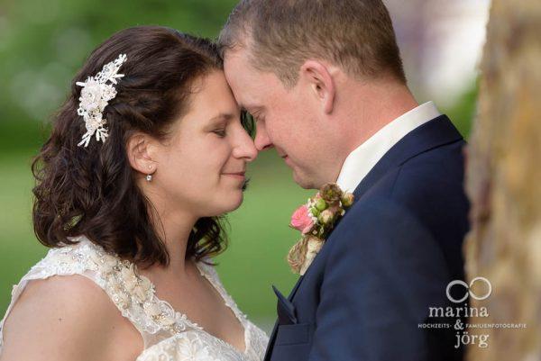 romantisches Hochzeitsfoto in Butzbach - Marina & Jörg, Fotografen für eure Hochzeit