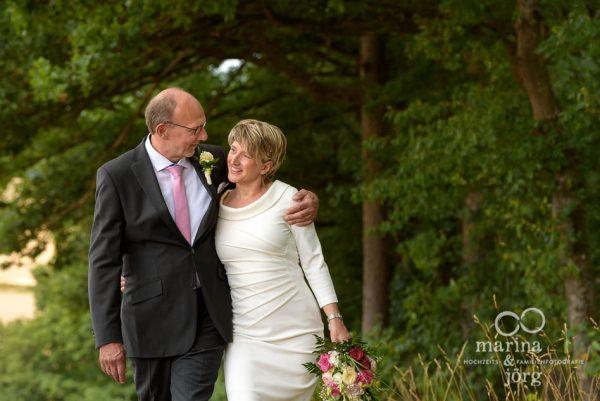 romantisches Hochzeitsfoto in Gladenbach - Marina & Jörg, Fotografen für eure Hochzeit